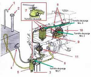 Purgado De Motores Diesel