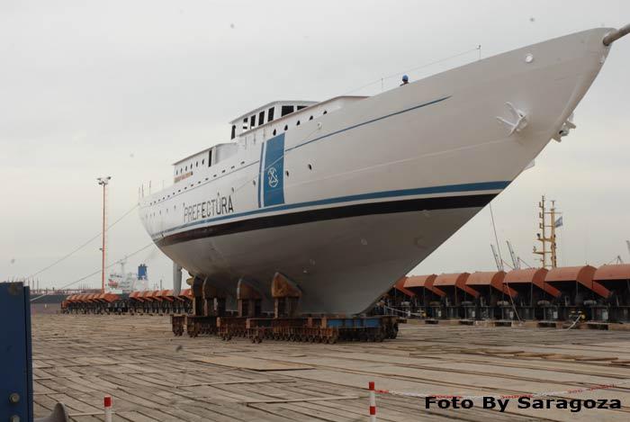 """Renacer del Motovelero Oceanográfico """"Dr. Bernardo Houssay"""" Velero-houssay-pna-5"""